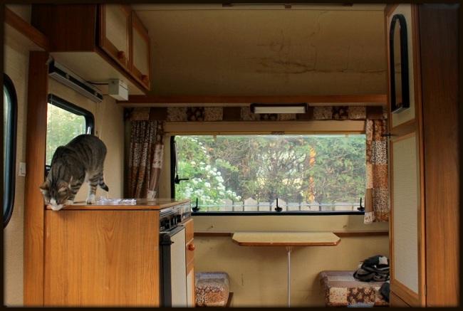 projekt wohnwagen das h kelkabinett. Black Bedroom Furniture Sets. Home Design Ideas