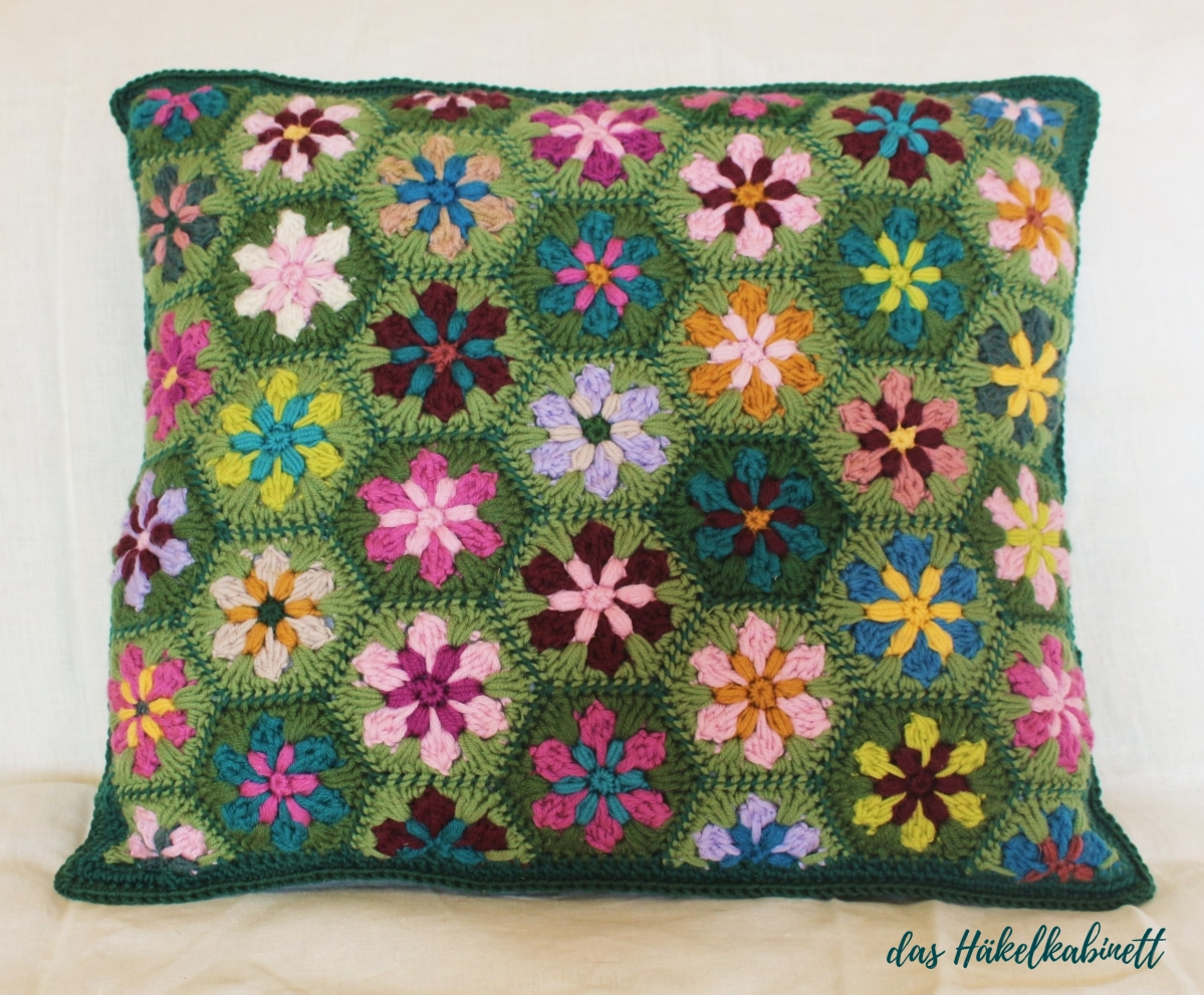 Millefiori Cushion